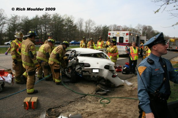 Fatal Crash On Route 42 North Bound at MM 9.7 -G