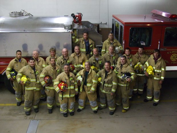 Elwood Firefighters 2007