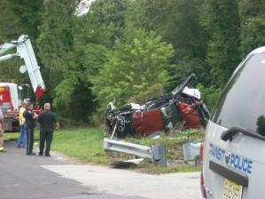 Woman killed when train from Atlantic City hits car in Waterford Twp.