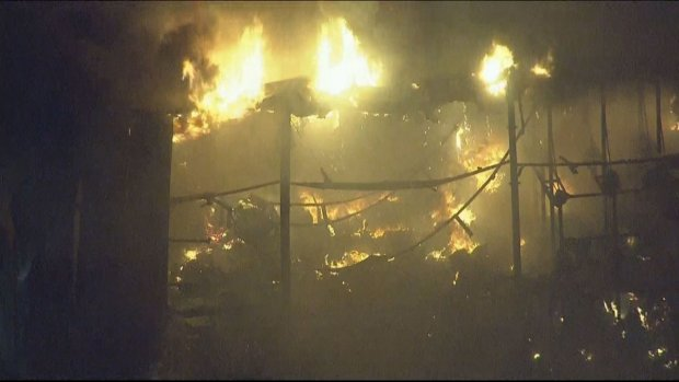 Hammonton Fire 5-11-17 B