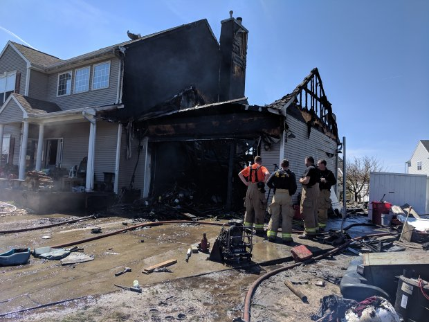 Structure Fire 4/6/19 (1)