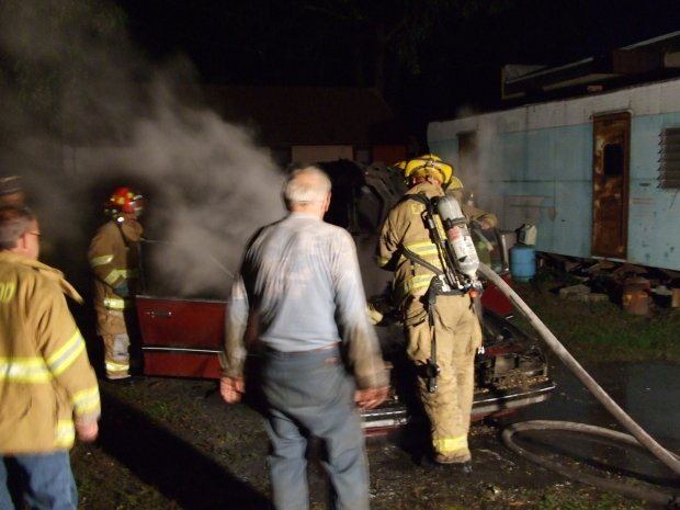 Car Fire 9-17-07-H