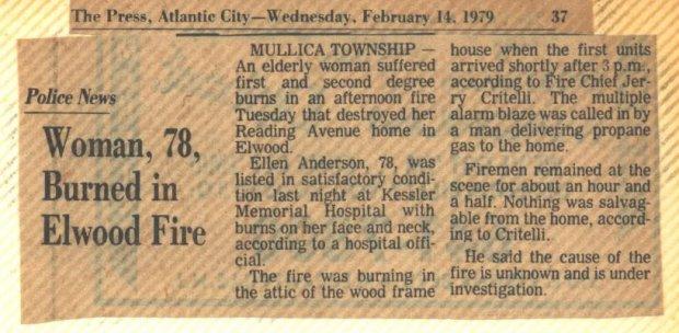 Woman 78 Burned in Elwood Fire Feb 14th 1979.jpg