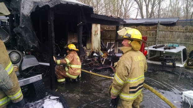 Structure Fire 3-19-16-B