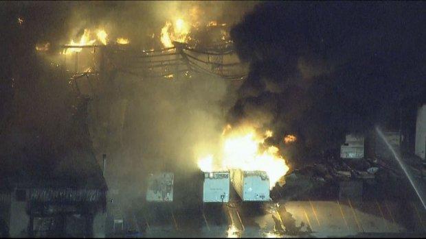 Hammonton Fire 5-11-17 C