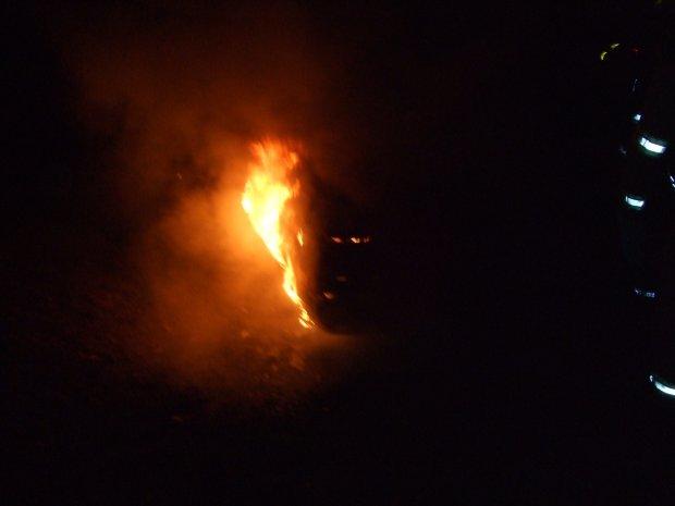 Car Fire 9-17-07-D