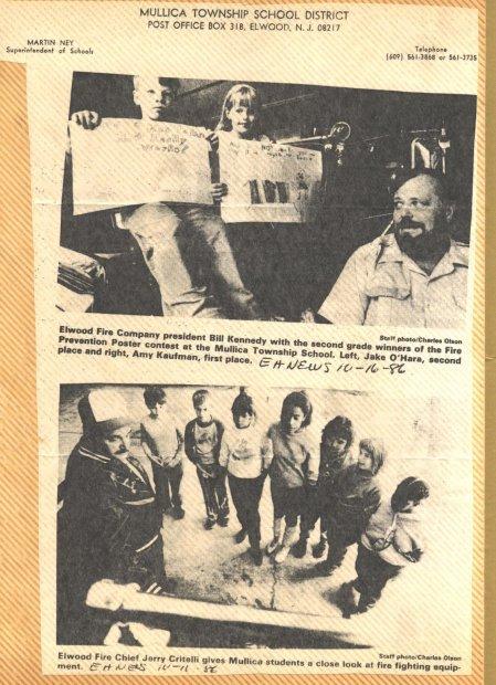 Fire Prevention Week 1986