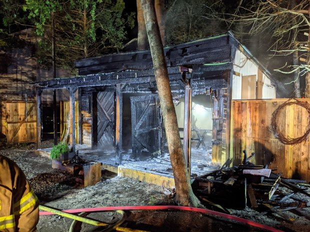 Structure Fire 6/25/21