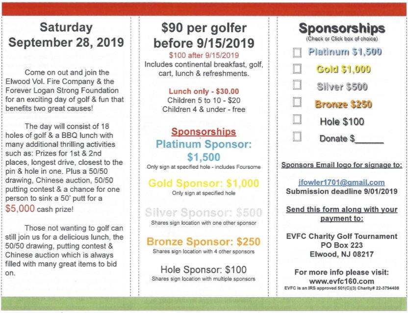 EVFC Golf Torn 2019 3