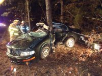 Call #116 AC Exspressway Mile Marker 28.6 for a Extrication Assist