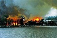 Wheaton Fire