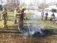 Call 105 Locust St & Absecon Rd for an Illegal Burn