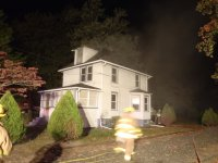 Call #93 135 1st Ave in Hammonoton for a Structure Fire