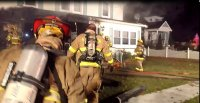 Call #96 221 Grape St in Hammonton for a Structure Fire