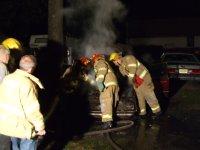 Car Fire 9-17-07-F