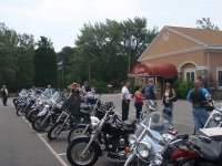 EVFC Summer 2010 Motorcycle Run